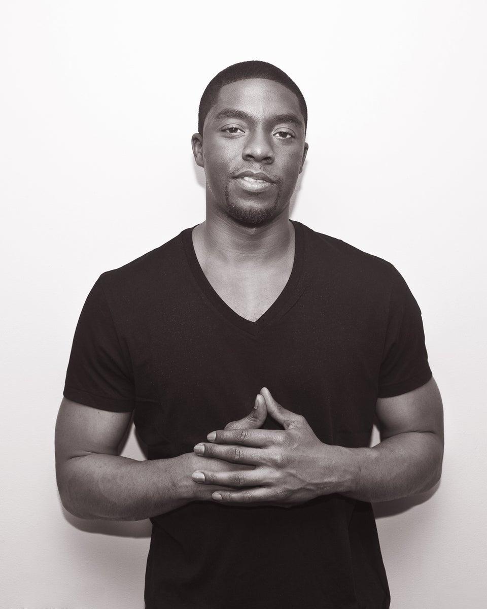 EXCLUSIVE: 'Black Panther' Star Chadwick Boseman Highlights Similarities Between His Character & Colin Kaepernick