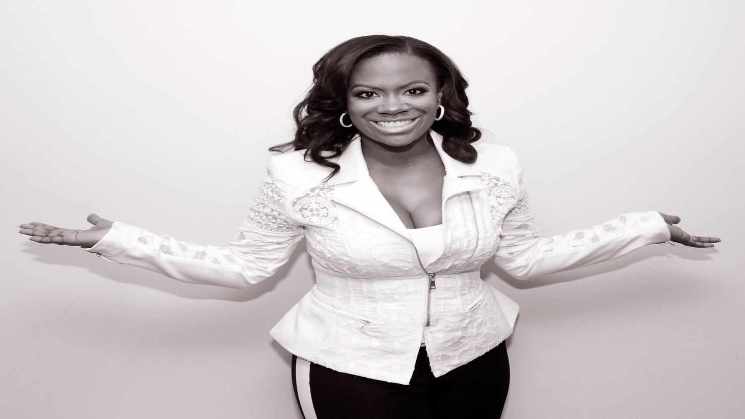 Kandi Burruss Brings Out the Boss in All of Us