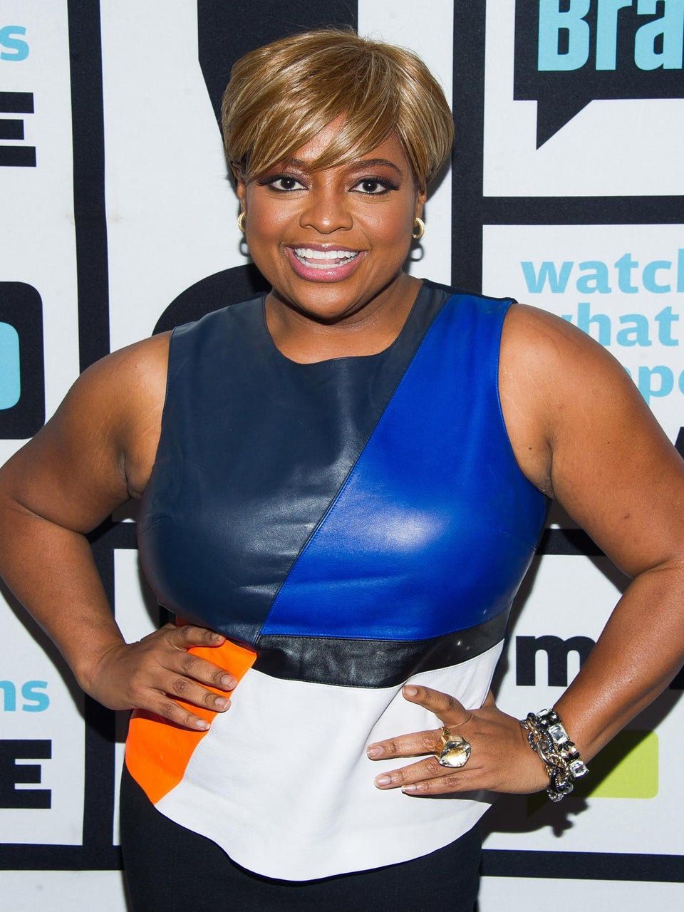 'Top Five' Star Sherri Shepherd on Working with Chris Rock and Her 5 Favorite Rappers