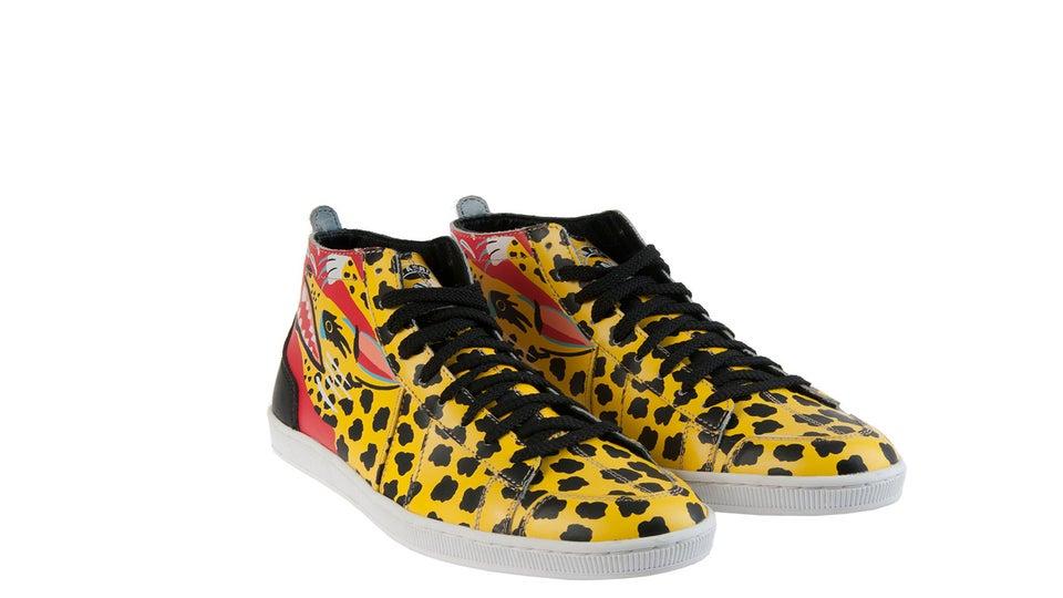 Made in Africa: SAWA Designer Mehdi Slimani's Stylish Kicks