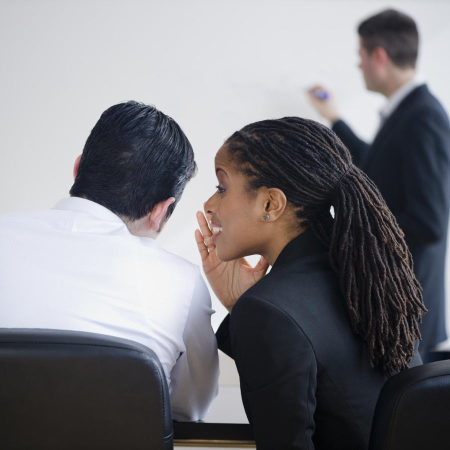 ESSENCE Poll: What Topics Are Off-Limits At Work?