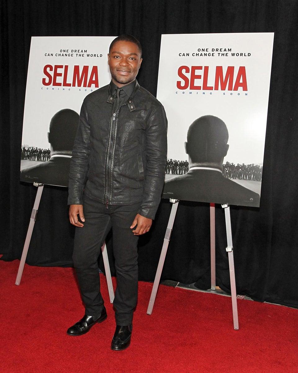 David Oyelowo Receives Breakthrough Performance Award at Palm Springs International Film Festival