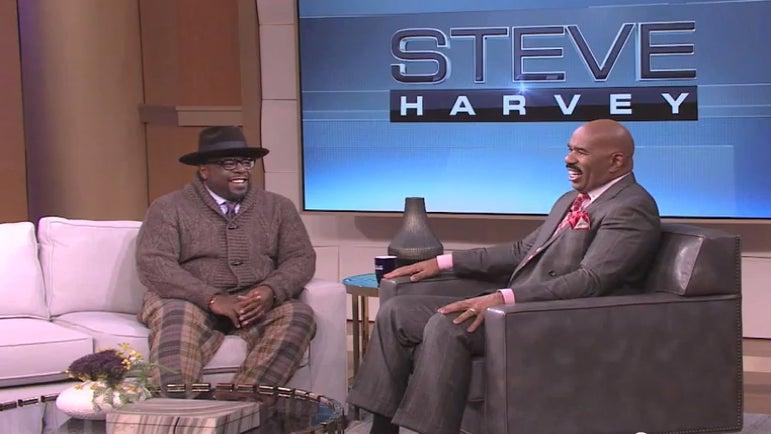 Must-See: Steve Harvey and Cedric the Entertainer Remember Bernie Mac