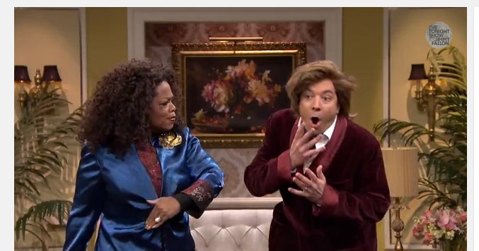 Must See: Watch Oprah and Jimmy Fallon's Auto-Tuned 80s Soap Opera