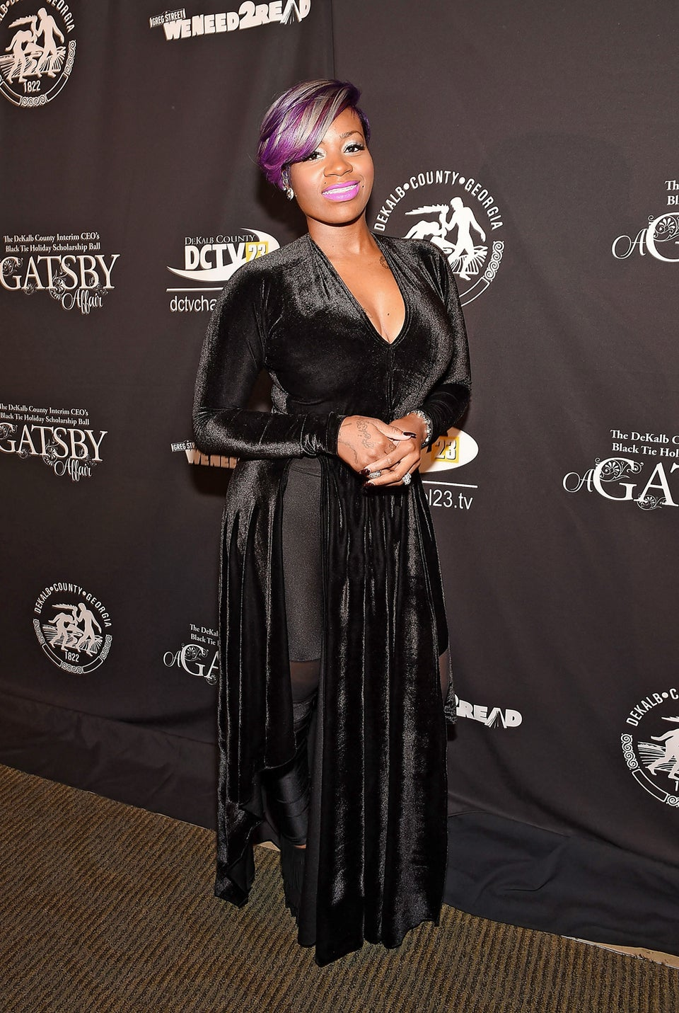 The Wait is Almost Over! Fantasia Says She's Ready to Release New Music