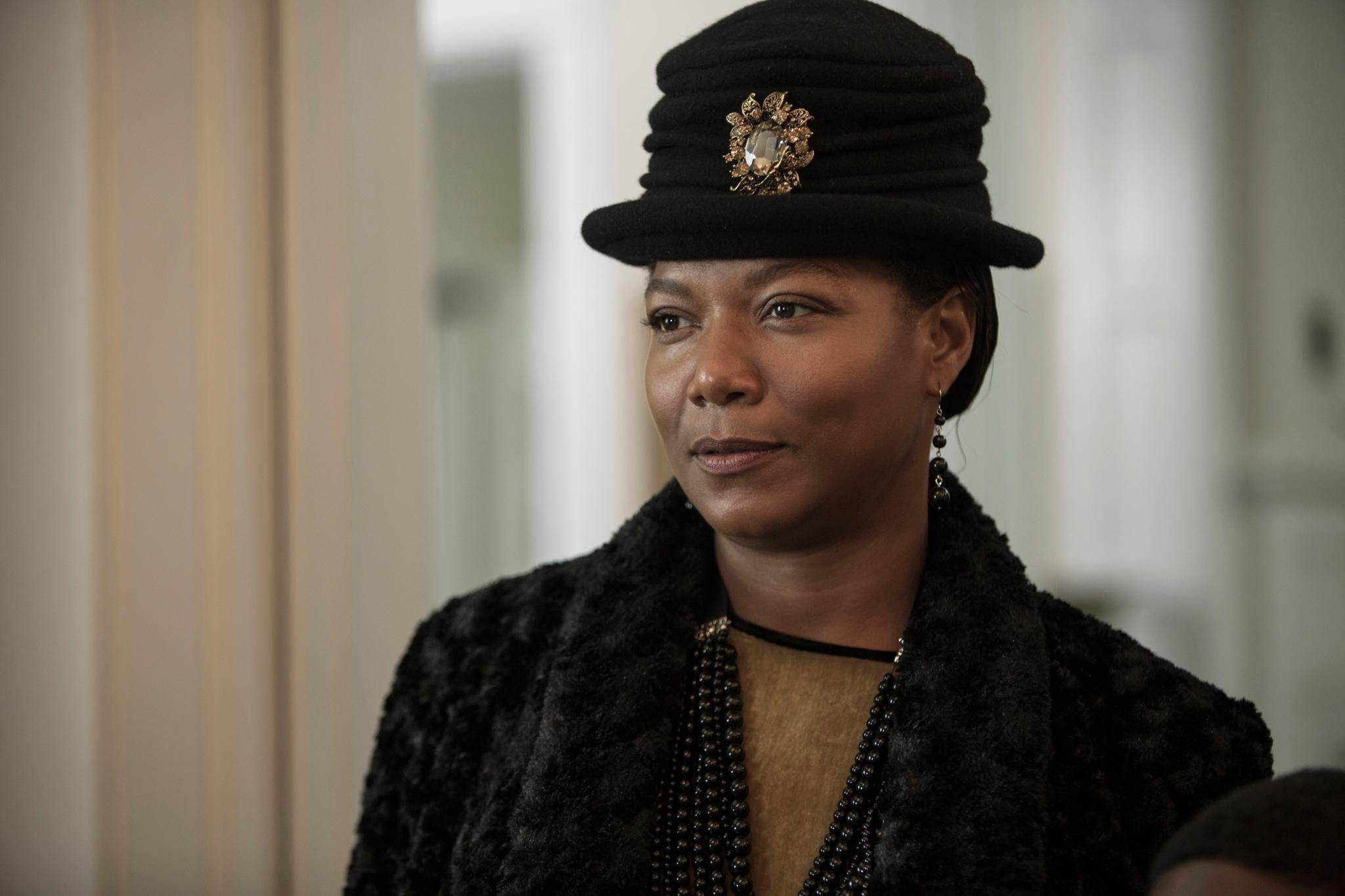 First Look: See Queen Latifah As Bessie Smith in HBO Biopic