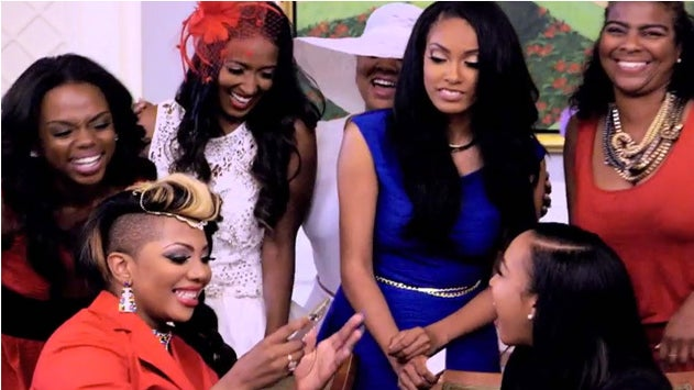 #Nope, Black Twitter Wasn't Feeling VH1's 'Sorority Sisters'