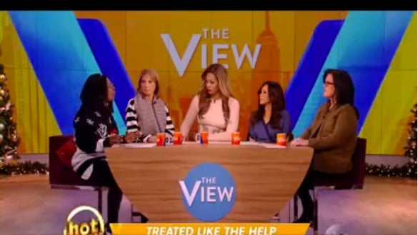 Whoopi Goldberg: What Obamas Experienced Is Not 'Real Racism'