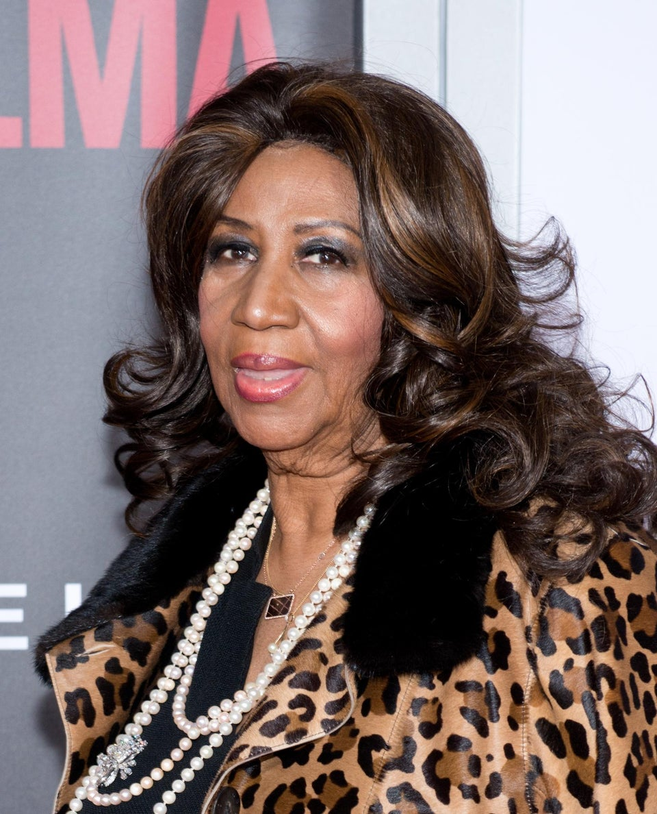 Aretha Franklin Recalls Life on the Road as a Young Girl