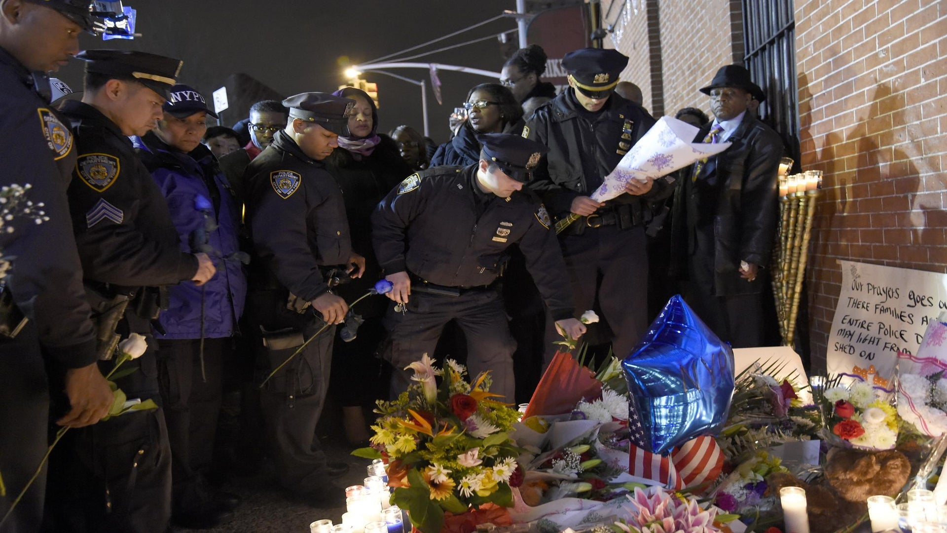 Kareem Abdul-Jabbar: The Police Aren't Under Attack. Institutionalized Racism Is