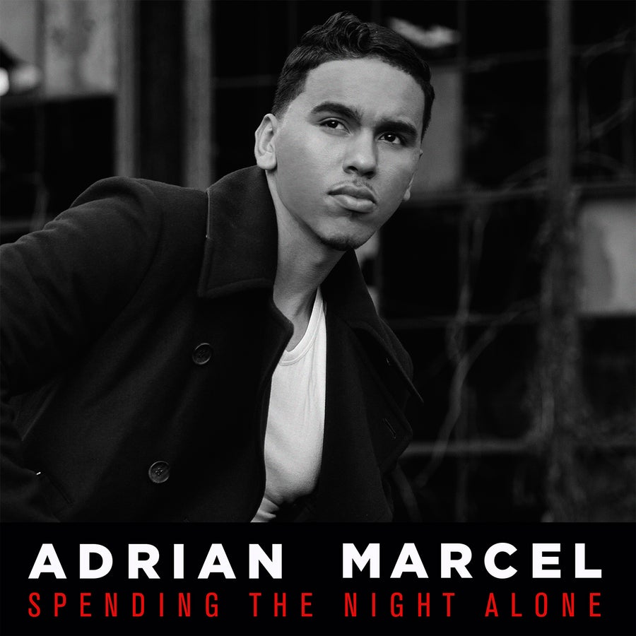 EXCLUSIVE: Fall in Love with Adrian Marcel in New Acoustic Version of 'Spending the Night Alone'