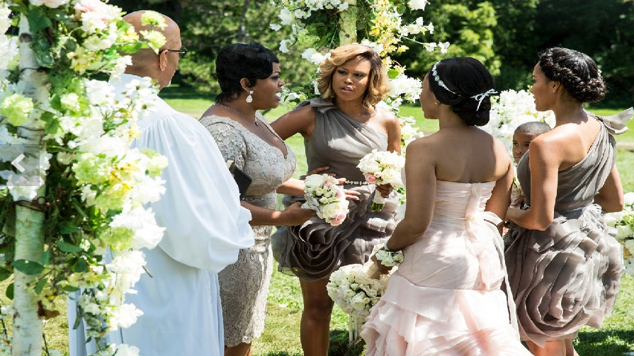 Must-See: Jill Scott, Regina Hall and Eve Star in New Trailer for 'With This Ring'