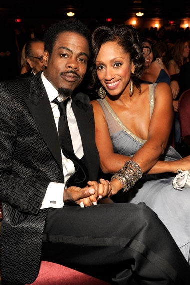 Chris Rock's Ex Denies Reports of Adopting South African Child Illegally