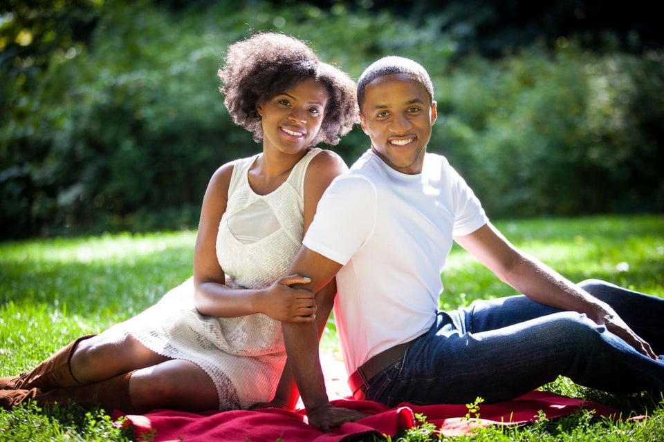 When God Writes Your Love Story: Why We Chose A 'Christian Courtship'