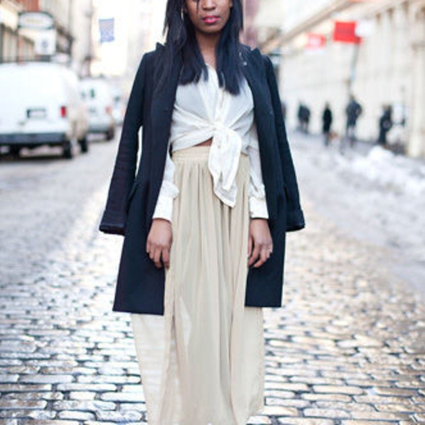 Street Style Crush: Rajni Jacques