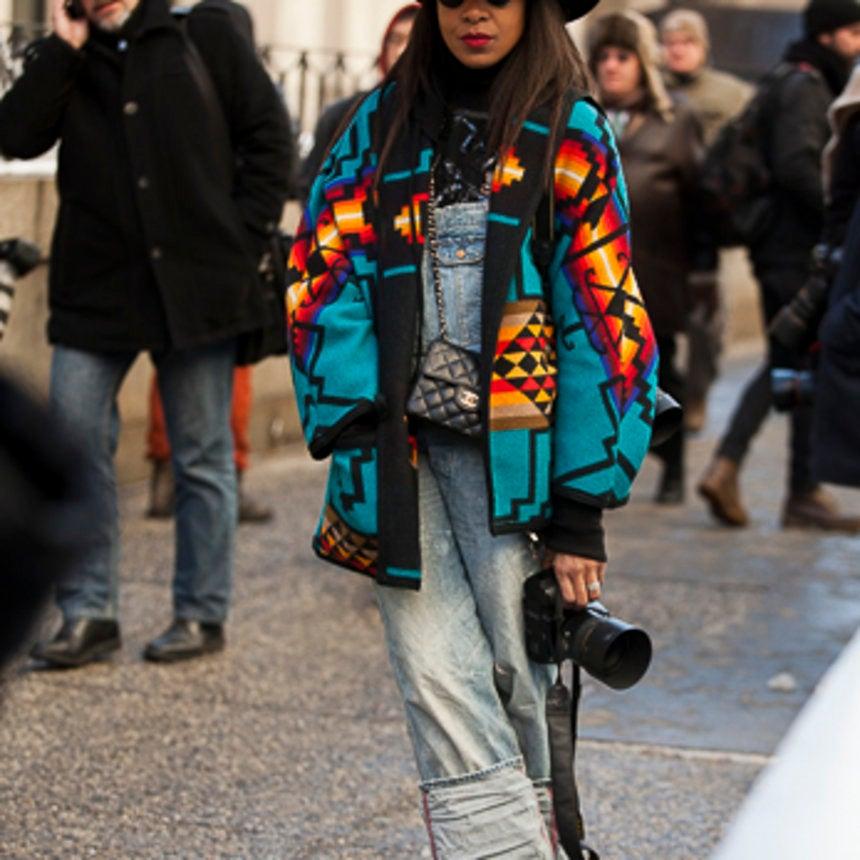 Street Style Crush: Karen Blanchard