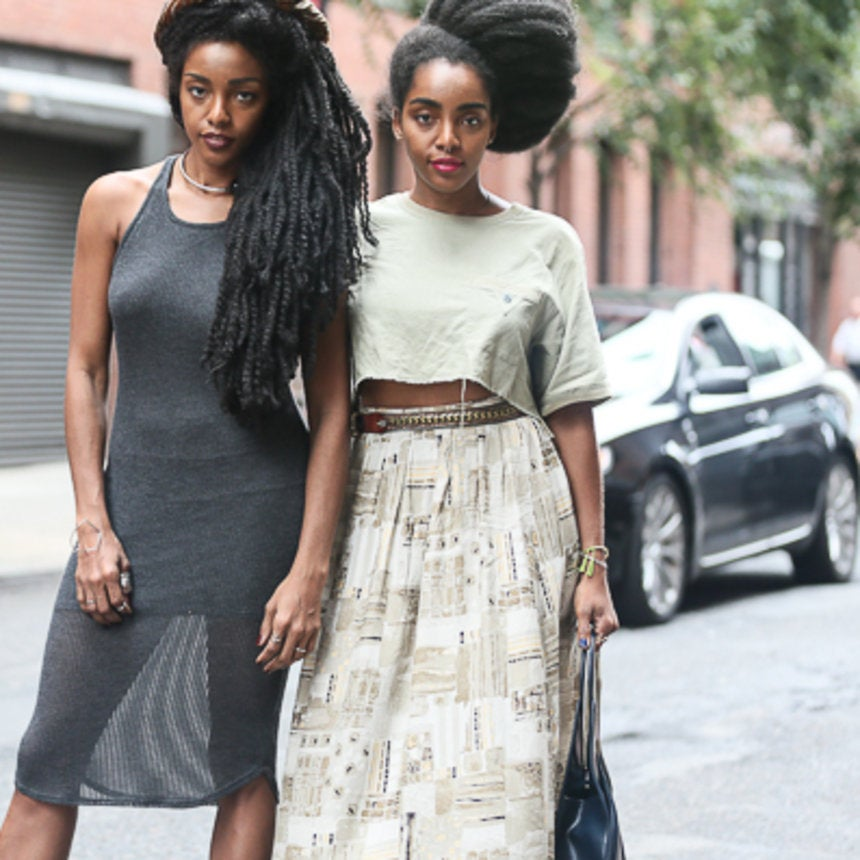 Street Style Crush: Urban Bush Babes
