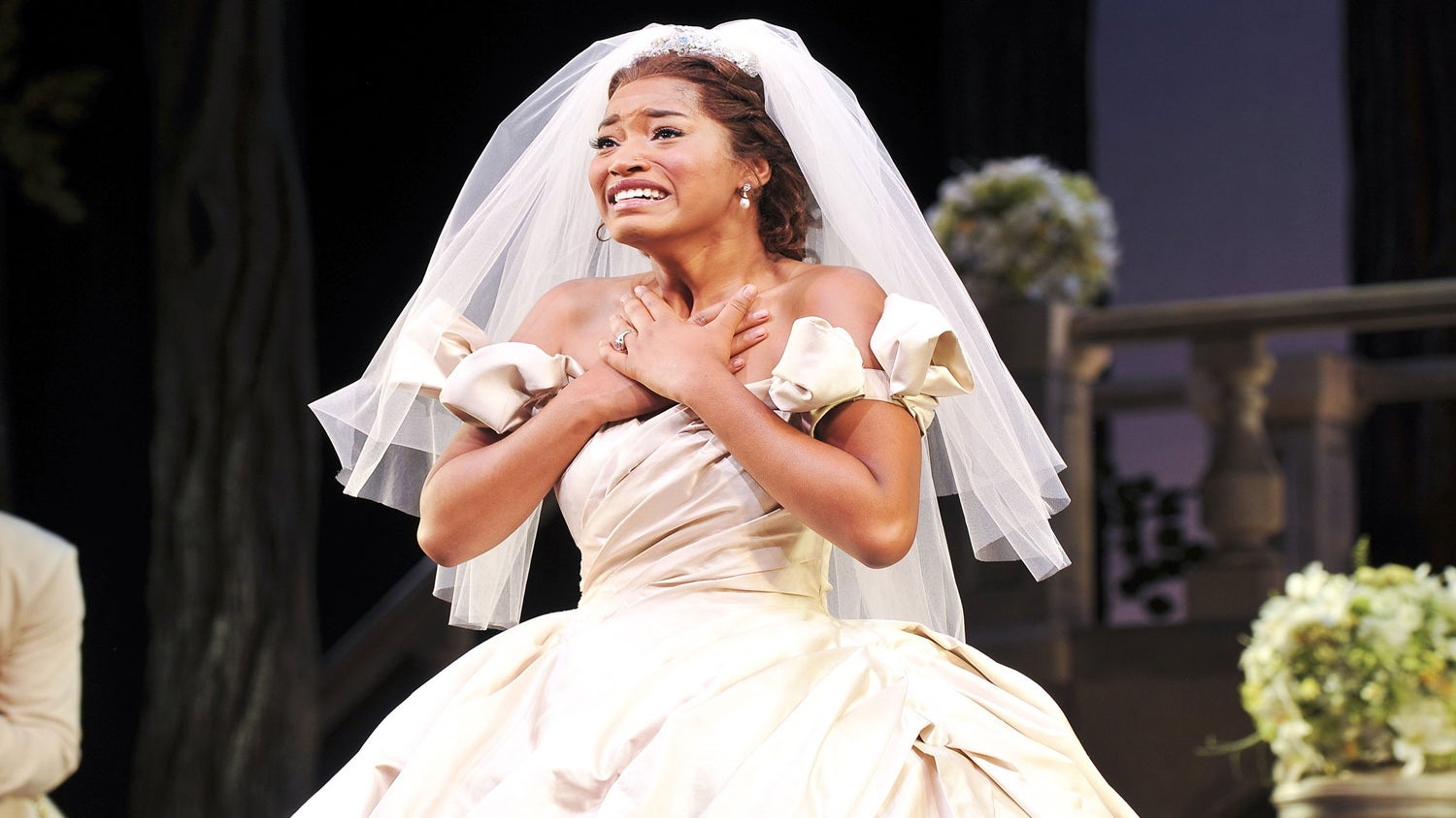 How Starring on Broadway as Cinderella Helped Keke Palmer Realize Her #BlackGirlMagic