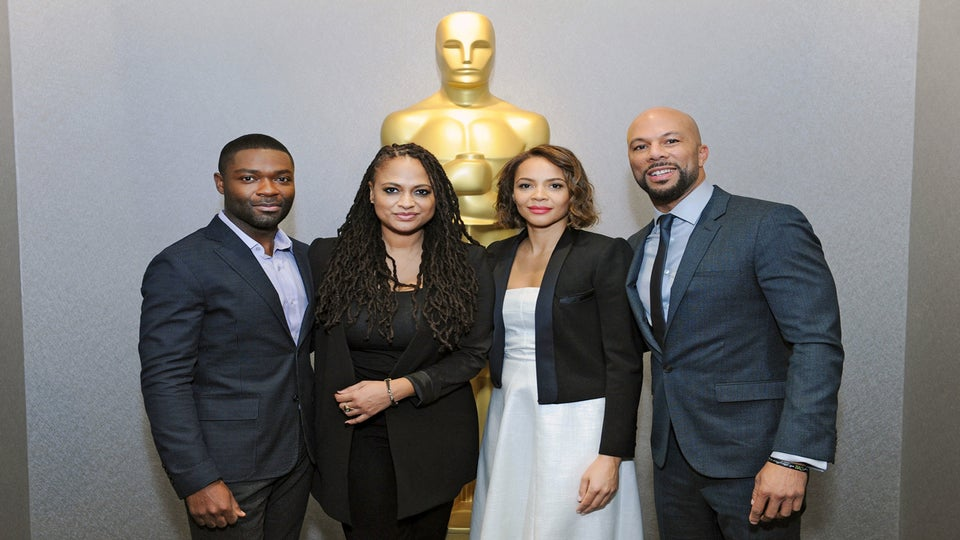 'Selma' Earns Oscar Nominations for Best Picture and Best Song