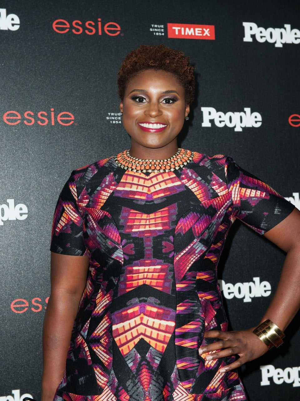 Issa Rae Dishes on Her New Book, HBO Series, and a Possible Partnership with Oprah?