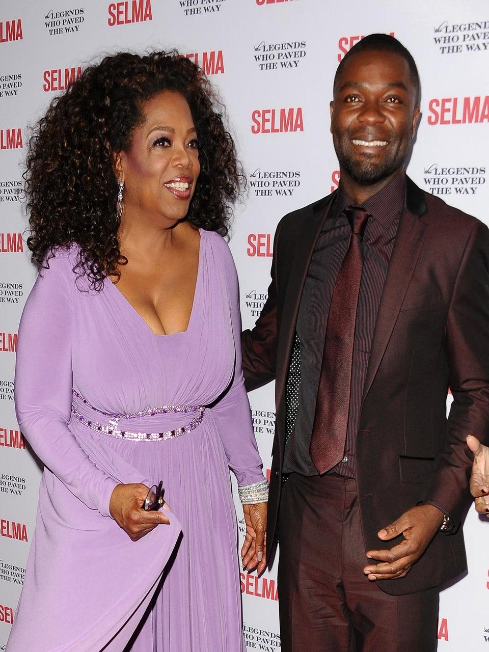 'Selma' Stars David Oyelowo, Oprah Winfrey Speak on Ferguson, Eric Brown Protests