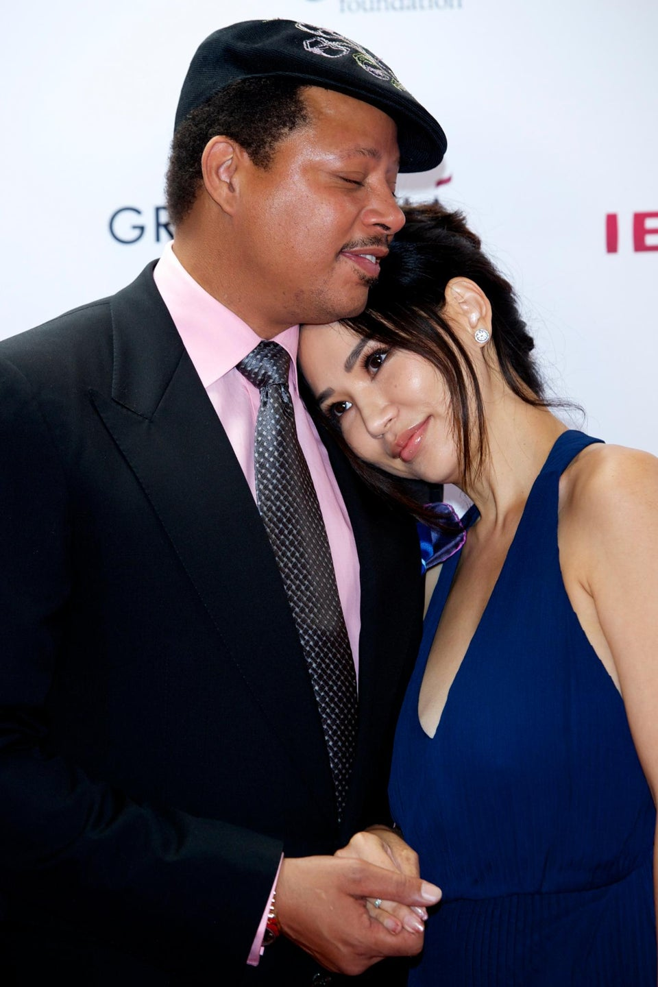 Terrence Howard Announces Wife Miranda is Expecting