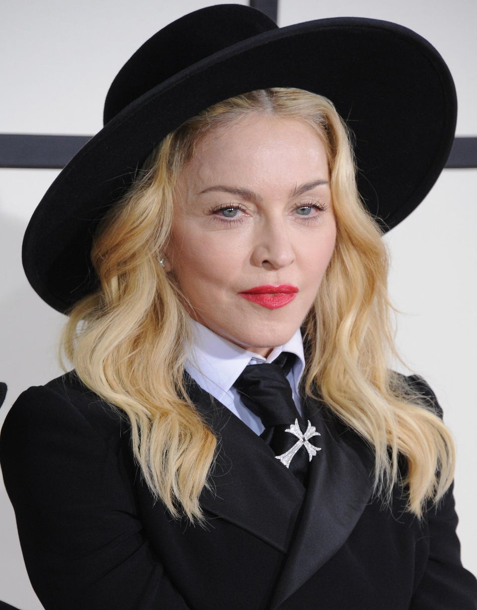 Madonna Apologizes For Photoshopped Martin Luther King Jr. and Nelson Mandela Images