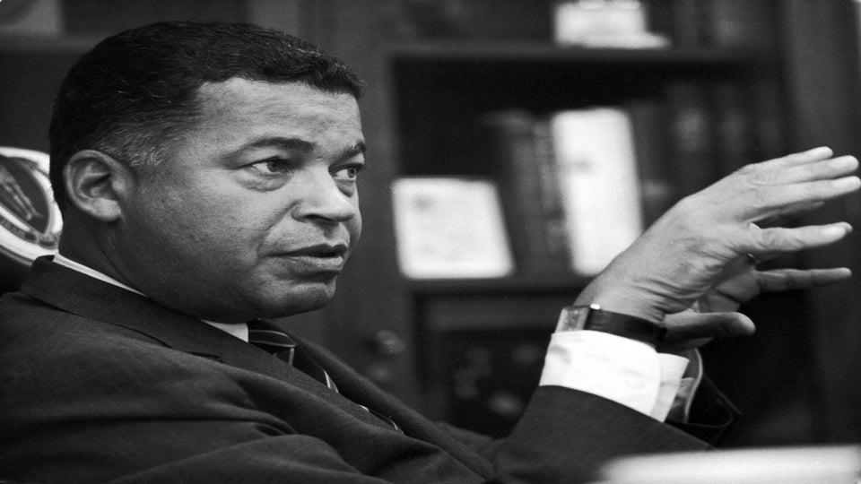 First Black Elected Senator Edward W. Brooke Dies At 95
