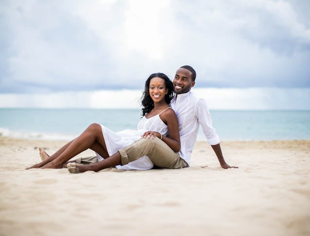 Just Engaged: Jazmyn and Marquette's Love Story
