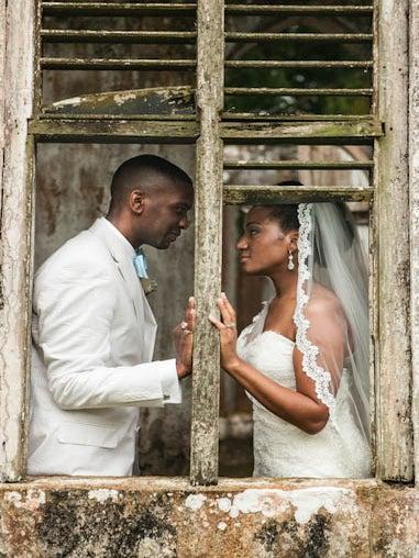 Bridal Bliss: Cymanthia and Caleb's Destination Wedding