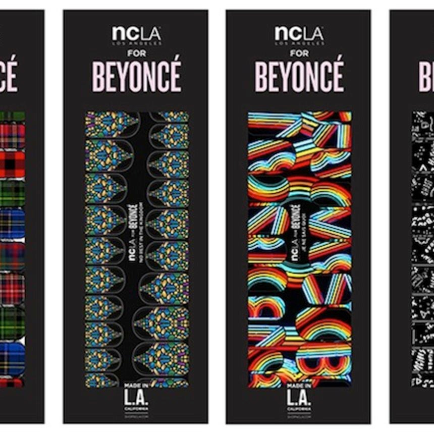 We Tried It Beyonces Ncla Nail Art Collection Essence