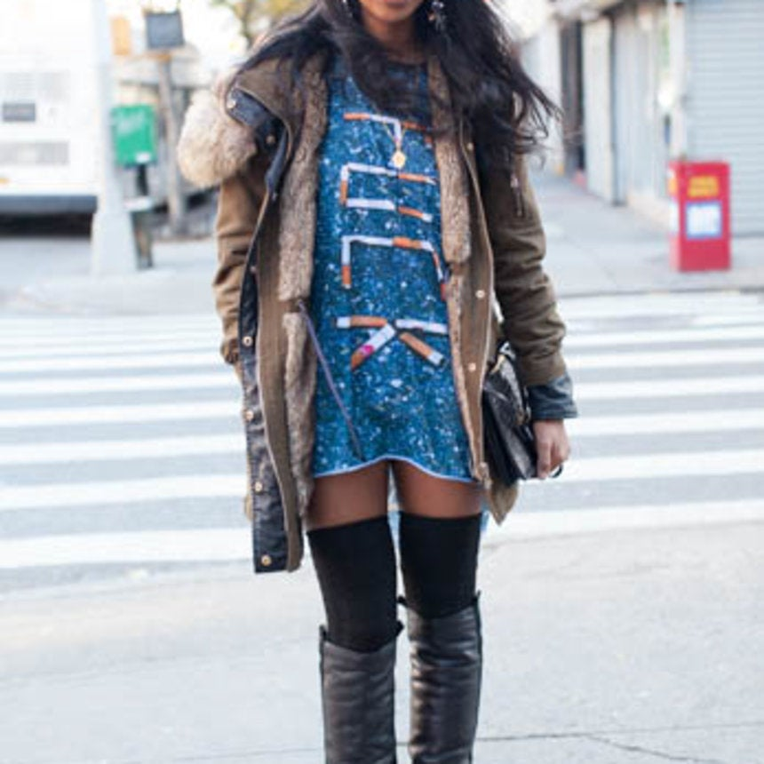 Street Style: Coat Check
