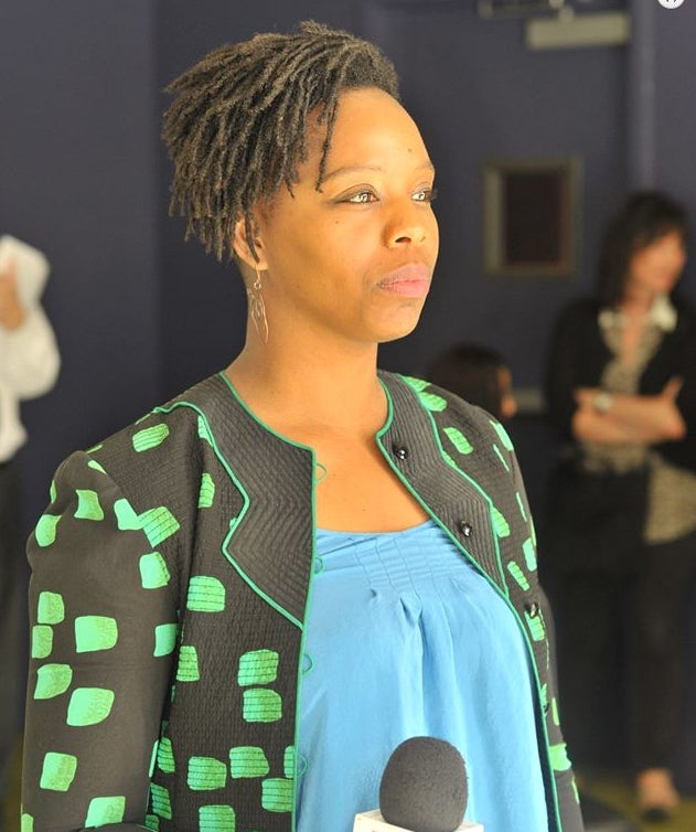 Where Do We Go From Here?: Essay by Patrisse Cullors