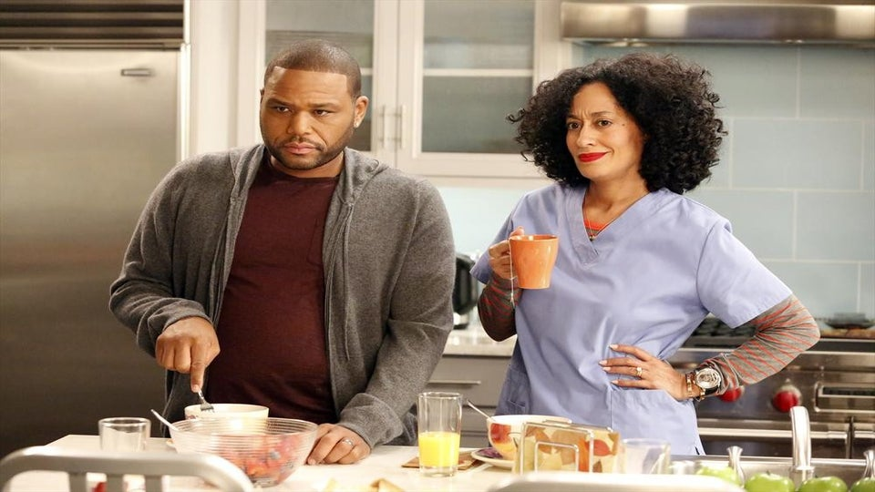 After the Show: 'Black-ish's' Laws of Attraction