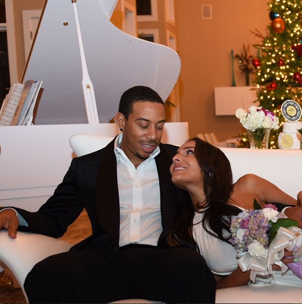 Coffee Talk: Ludacris Secretly Marries Longtime Girlfriend