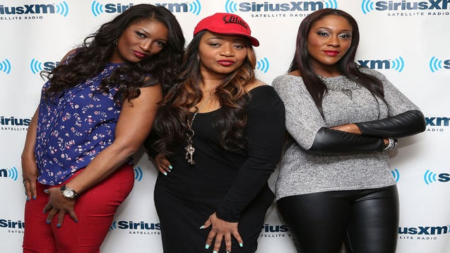 SWV's Coko and Taj Share How They Balance Love, Success and Happiness