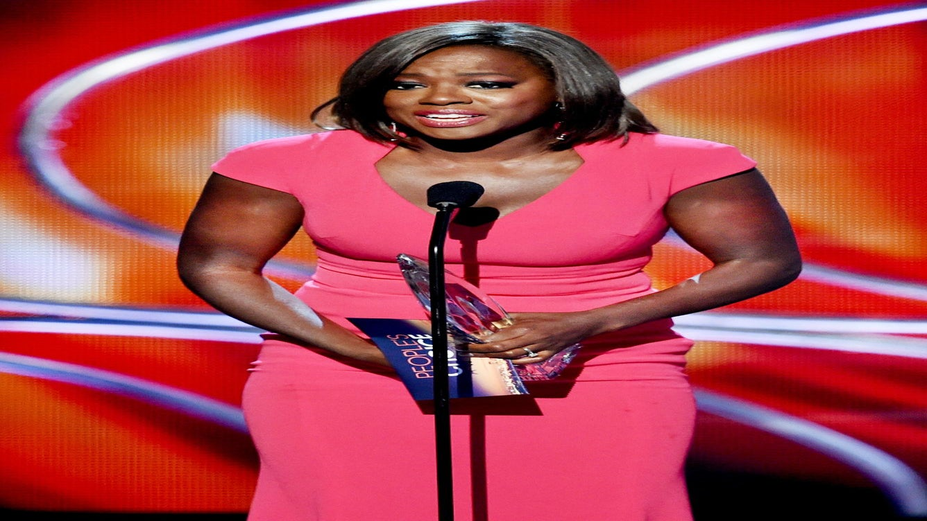 Viola Davis Acknowledges Her 'Classic Beauty' in Fabulous Acceptance Speech