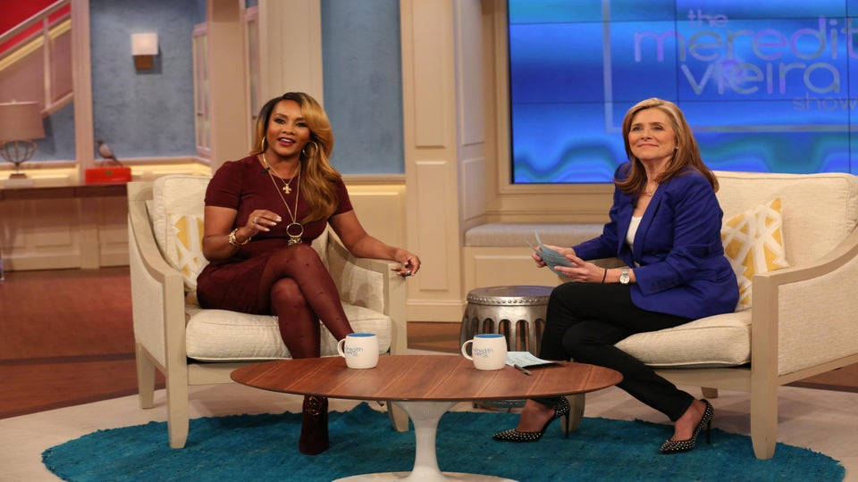 Vivica A. Fox on Bill Cosby: 'I Stand By Him As Well'