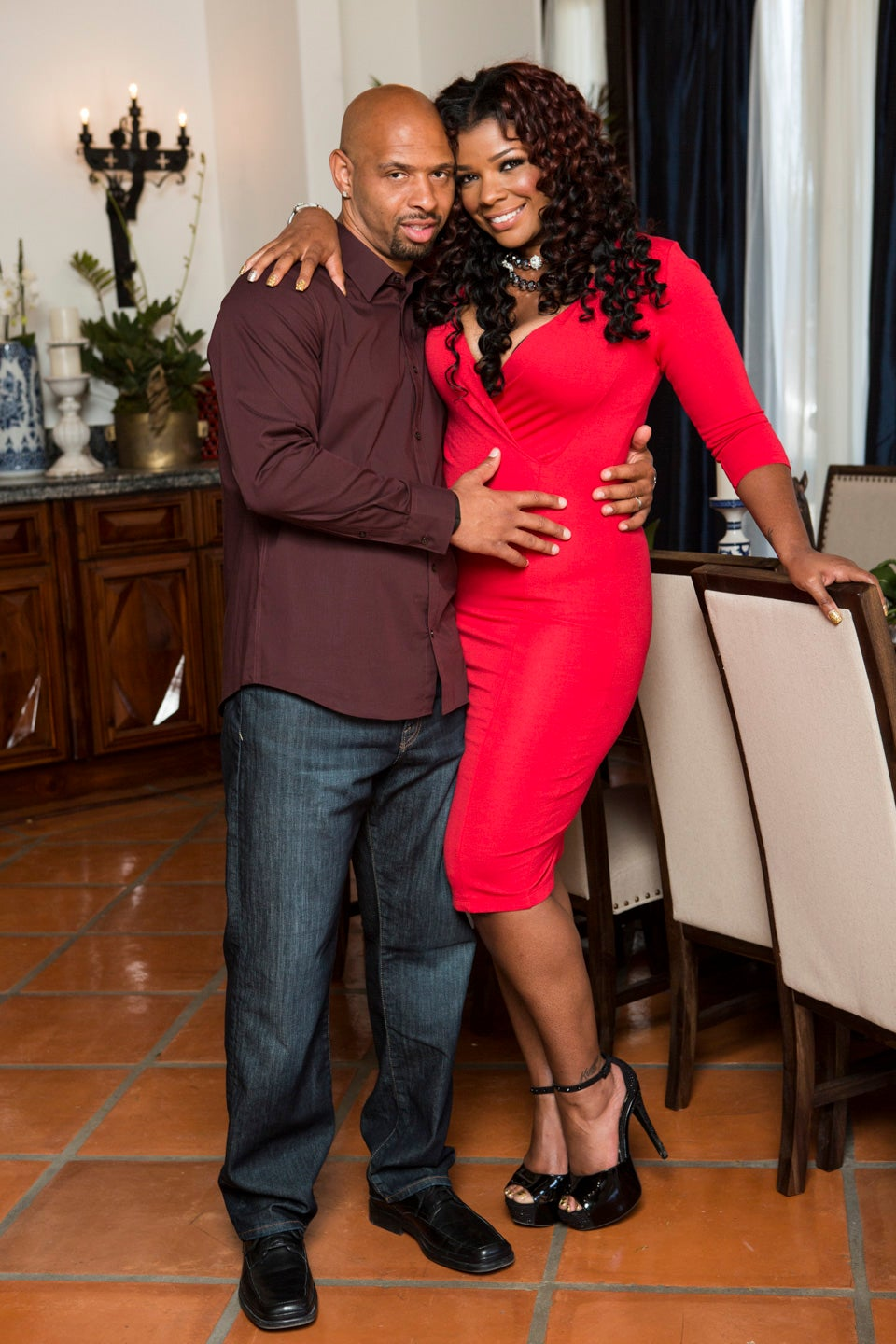 Syleena Johnson and Husband Reveal Motives Behind Going to 'Marriage Boot Camp'