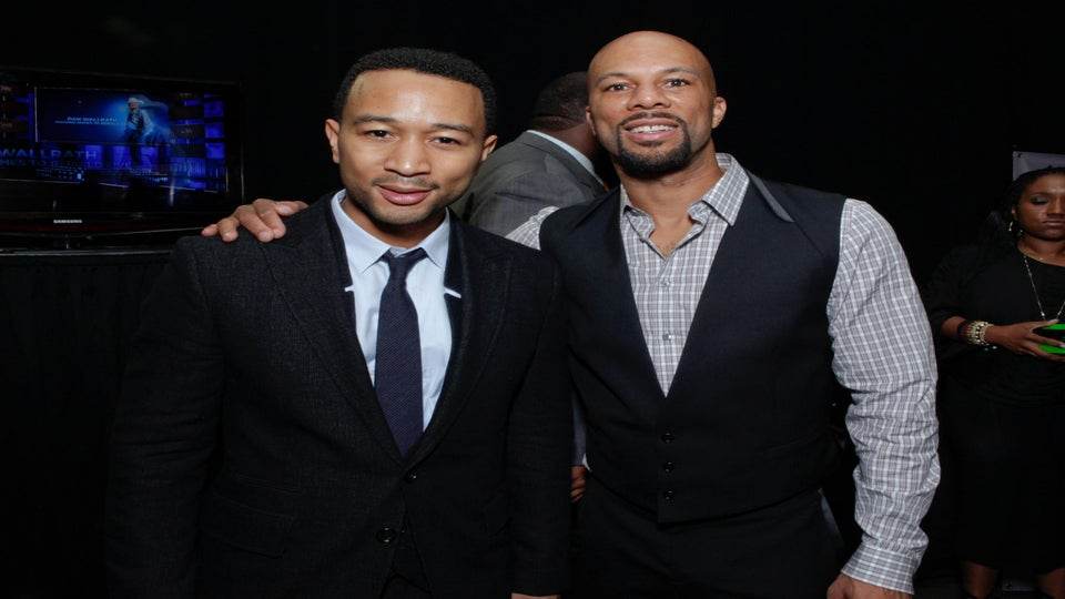'Selma' Wins Golden Globe for Best Song, 'Glory' By John Legend and Common