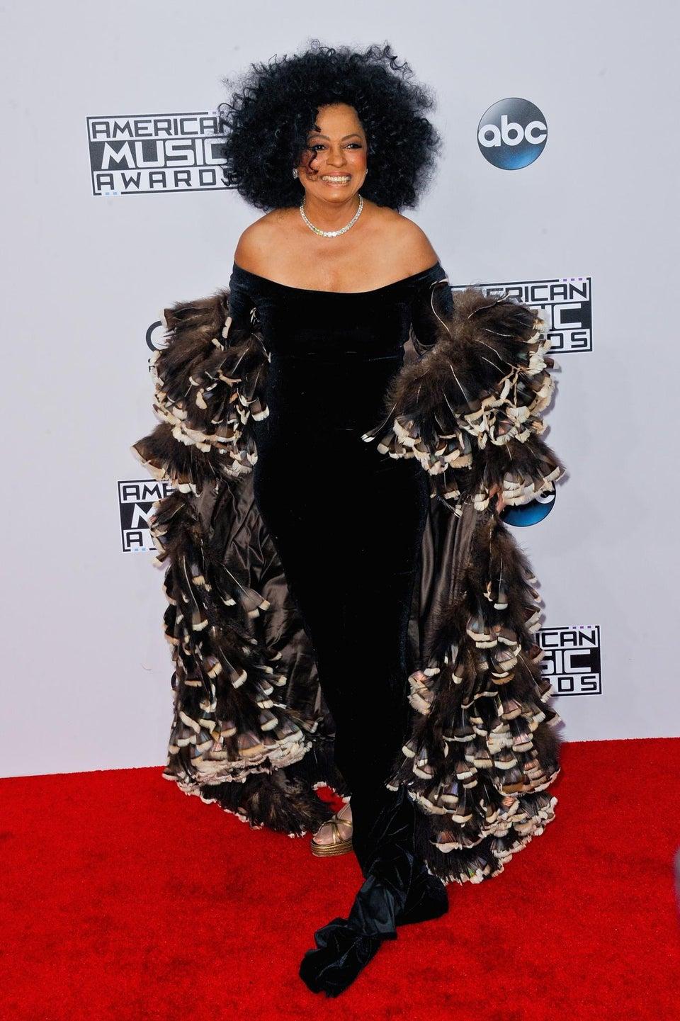 Diana Ross Set to Begin Mini-Residency in Las Vegas