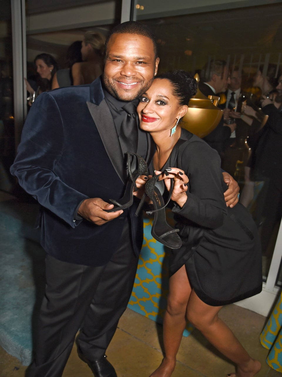 Tracee Ellis Ross and Anthony Anderson Will Host the BET Awards