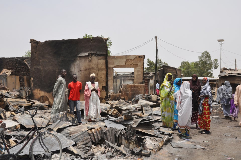 Boko Haram May Have Killed 2,000 Nigerians in 'Deadly Massacre'