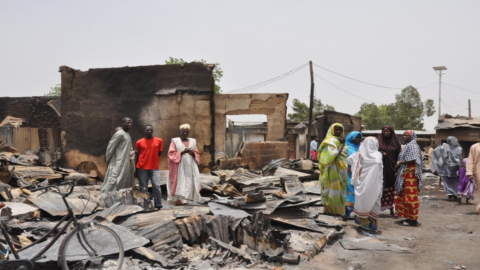Nigerian Officials Suspect Boko Haram Responsible for Bomb That Killed 32