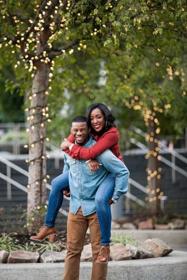 Just Engaged: Porscha and Zachary's Love Story