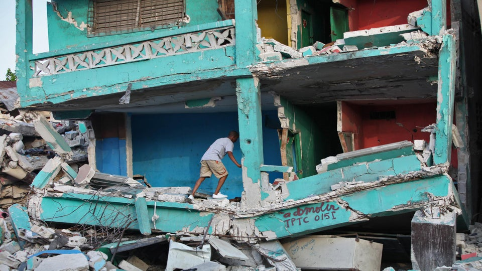 Five Years Later: Haiti's Ongoing Recovery from the 2010 Earthquake