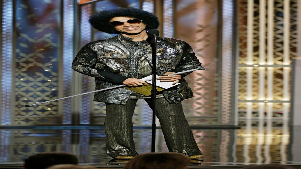 Must See: Prince Releases a Clip from New Song, 'Marz'