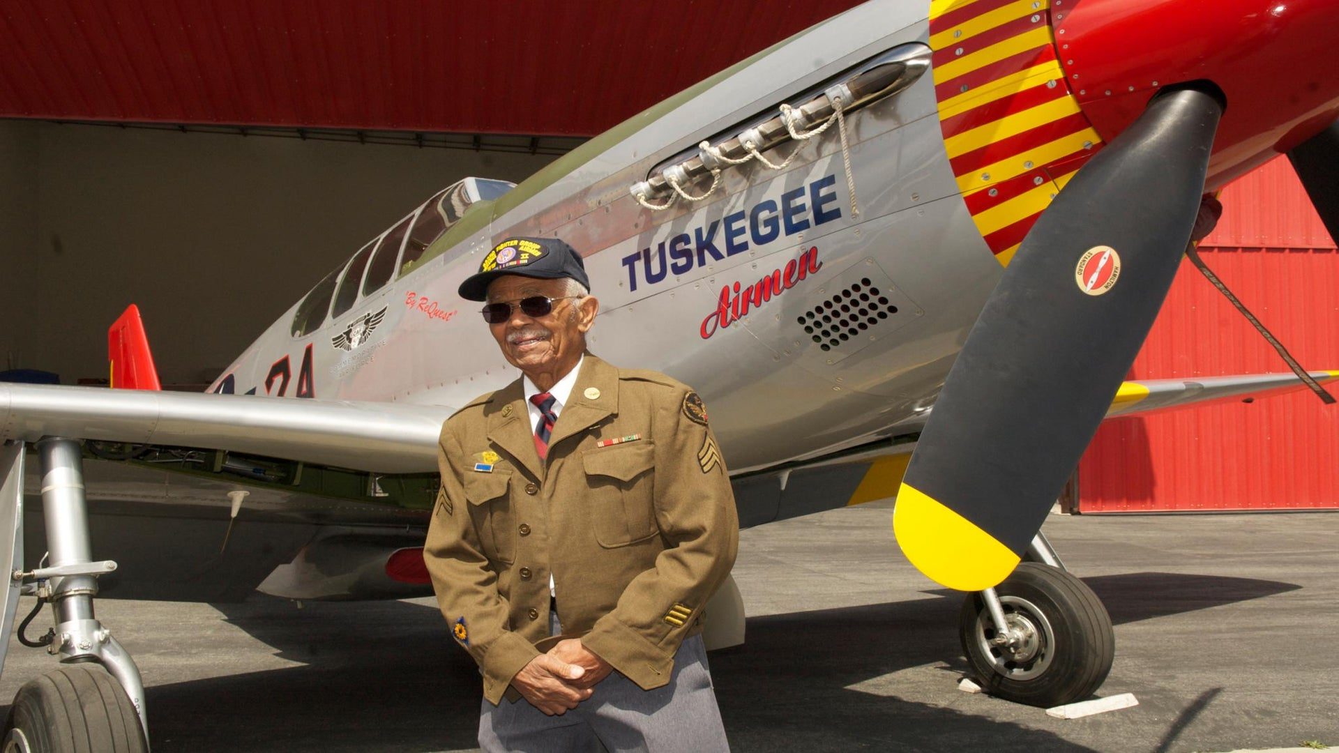 Tuskegee Airmen Clarence E. Huntley Jr. and Joseph Shambrey Die on Same Day