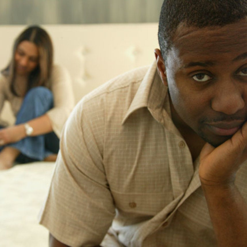 What To Do If Your Man Has Erectile Dysfunction