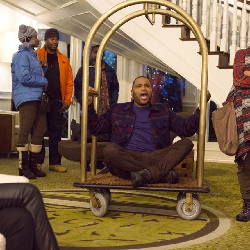'Black-ish' Recap: Martin Luther Skiing Day